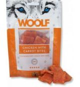 Woolf Dog Chicken & Carrot Bites 100 g