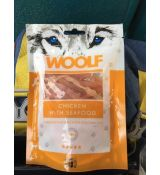 Woolf Dog Chicken and Seafood 100 g