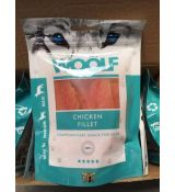 Woolf Dog Chicken Fillet 100 g